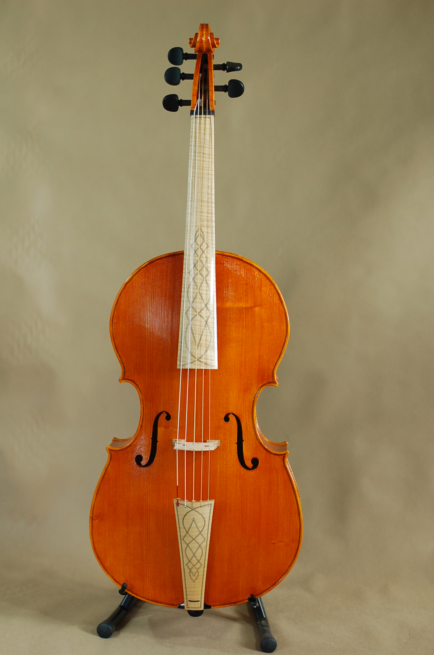 Historical instruments - Volpino piccolo ...