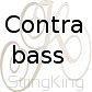Contra bass