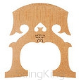 Cello bridge -CB11-Natural- Leg width: 98 mm
