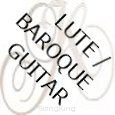 Lute/Baroque guitar