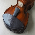 Violin Pad - PADDY Dark Brown + Cushion