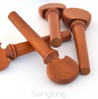 Tuning Pegs - Violin - Boxwood - Set