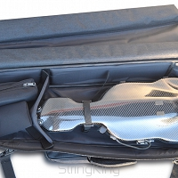 Soft Case for Trinity ViolinCase & 2 BowCases