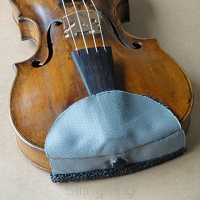 Violin Pad - Eco-fabric PADDY