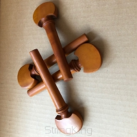 Tuning Peg - Cello - Baroque - Boxwood  - Set