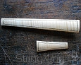 </30200>Fingerboard & Tail piece - Violin set