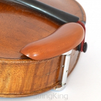 Chinrest - Viola - Boxwood-bottom mounted fittings