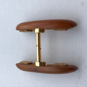 Double-Chinrest-Vla_Boxwood-bottom gold fittings