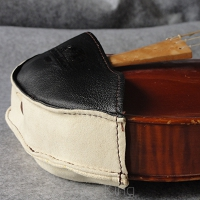 Violin Pad - PADDY Black / Natural + cushion