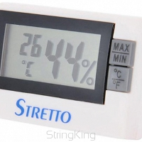 </830>STRETTO Digital Thermo/Hygrometer